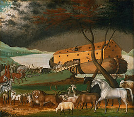 noahs ark 1846 philadelphia museum of art