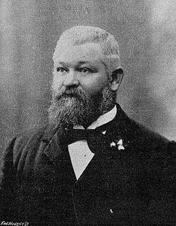 Edward McLarty Australian politician (1848-1917)
