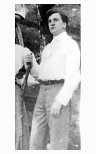 Walter O'Malley - Edwin O'Malley circa 1905