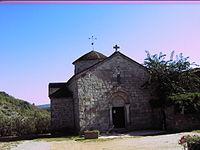 Eglise Romane de MEYRANNES (GARD) .1..jpg