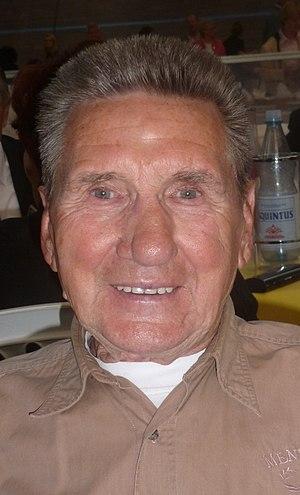 Ehrenfried Rudolph - Ehrenfried Rudolph in 2011