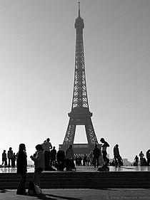 Eiffel Tower from Trocadero.jpg