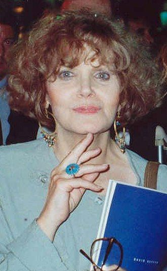 Eileen Brennan - Brennan at the AIDS Project benefit in Los Angeles, 1990