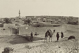 Skyline of Arish, 1916