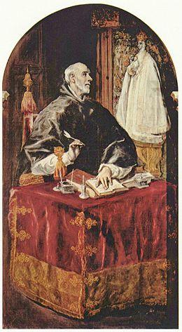 L`ESPAGNE – MOEURS ET PAYSAGES - avec les traditions catholiques de ce pays 260px-El_Greco_060