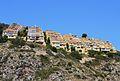 El Poble Nou de Benitatxell, adossats per les urbanitzacions del Puig Llorença.JPG