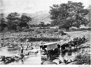Elands River (Mpumalanga) river in Mpumalanga, South Africa
