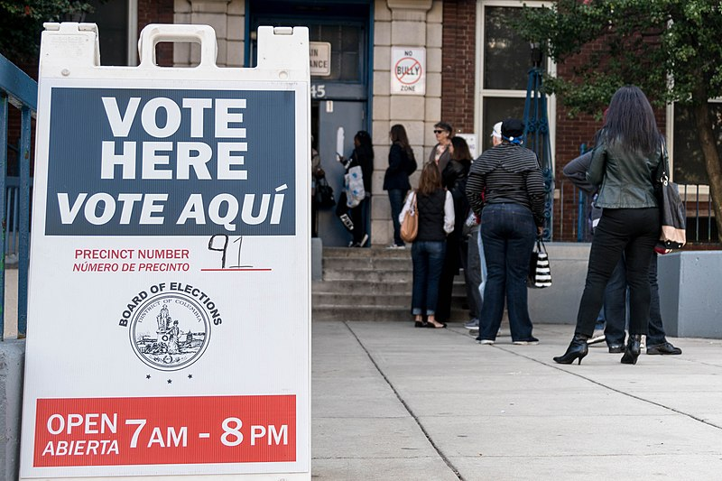 File:Election Day- Vote Here, Vote Aqui (30229936394).jpg