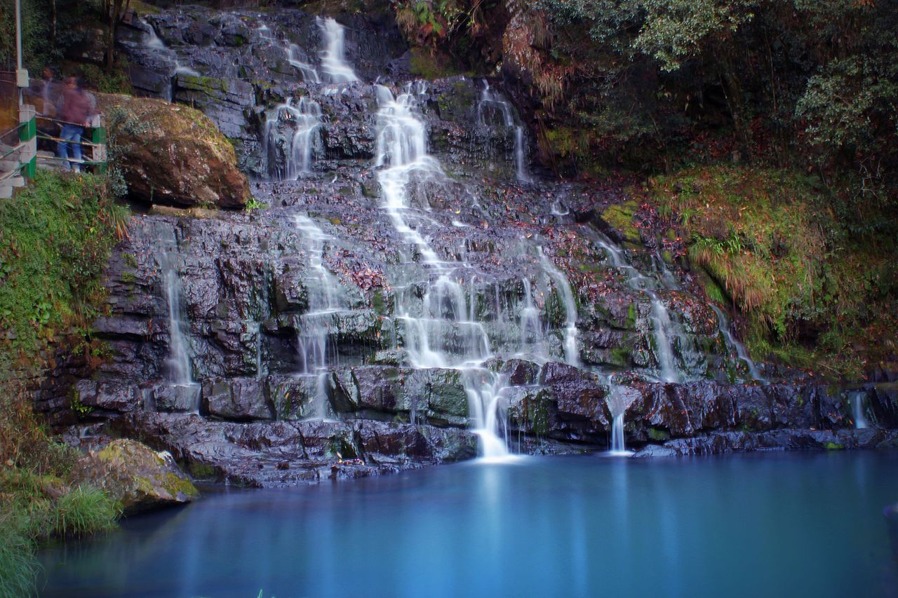 The view of Elephant falls a must-do from the places to visit near Shillong.
