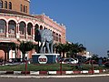 Elephant monument for the Central Bank, Lubumbashi.jpg