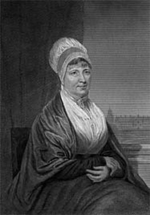 Timeline of young people's rights in the United Kingdom - Image: Elizabeth Fry