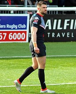 Elliot Kear Wales international rugby league footballer