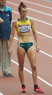 Eloise Wellings Australian long-distance runner