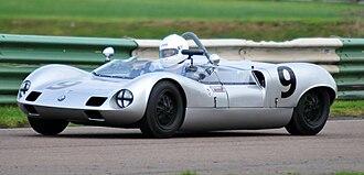 Elva (car manufacturer) - Elva BMW Mk VIII.