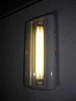 Emergency light new