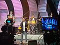 """En el programa """"Ecos de mi Tierra"""" TV Pública (Argentina)..JPG"""