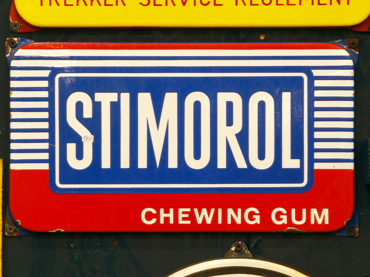 Stimorol wikip dia - Comment enlever du chewing gum sur du tissu ...