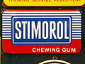 Enamel advert, Stimorol chewing gum.jpg