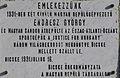Endresz György Plaque in Bicske.jpg