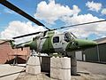 English Army helicopter Lynx at Piet Smits pic2.JPG