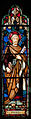 Enniscorthy St. Aidan's Cathedral West Aisle Fifth Window Apostle Peter 2009 09 28.jpg