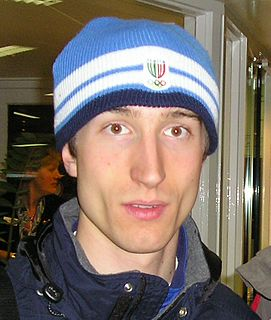 Enrico Fabris Italian speed skater