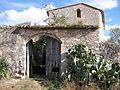 Entrada del Caserío de Santa Susanna (El castell).jpg