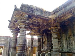 Hadavalli - Chandranatha Swami basadi, Hadavalli