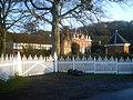 Entrance to Elton Hall - geograph.org.uk - 1341635.jpg