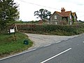 Entrance to Hawkins Farm - geograph.org.uk - 549156.jpg