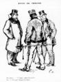 Envoi de témoins - Chevalier - Le Sifflet - 1898.png