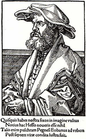 Helius Eobanus Hessus - Helius Eobanus Hessus