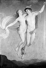 Merkurs og Psykes flugt