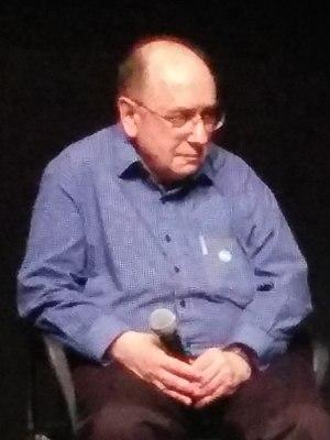 Serene Velocity - Director Ernie Gehr in 2017