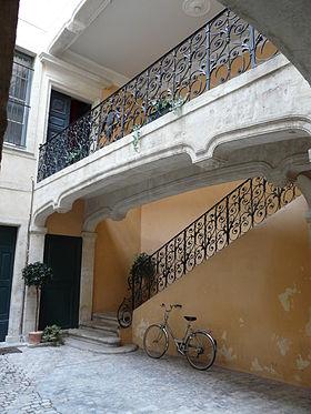 Hôtel Villard de Nîmes Достопримечательности Нима (Nîmes)