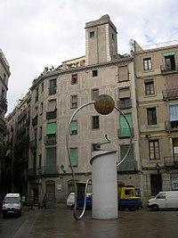 Plaza de George Orwell