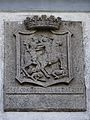 Escudo, antiga casa concello, O Cádavo, Baleira, Lugo 09.JPG