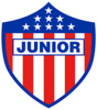 Escudo Junior de Barranquilla 2018.png
