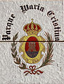 Escudo de Algeciras 1993 Parque María Cristina.JPG