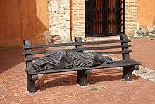 Image result for homeless jesus toronto
