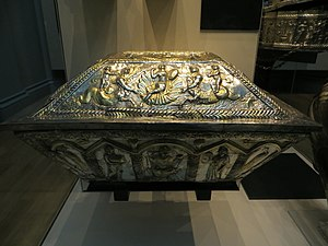 Esquiline Treasure - Lid of the Projecta Casket