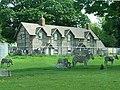 Estate cottages, Longleat - geograph.org.uk - 256808.jpg
