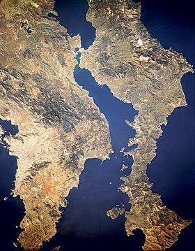 Estrecho De Euripo Wikipedia La Enciclopedia Libre - Estrechos