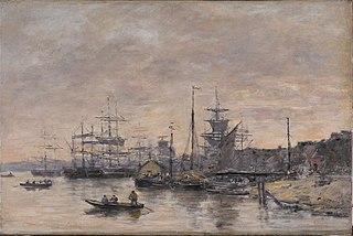 Bordeaux, the Harbor