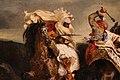 Eugène delacroix, il combattimento di giaour e hassan, 1826, 02 cavallo.jpg