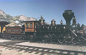 National Register of Historic Places listings in Nevada - Eureka Locomotive, in Clark County