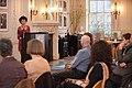 European Voices A Reading and Conversation with Hubert Klimko-Dobrzaniecki and Julia Sherwood (26235104226).jpg