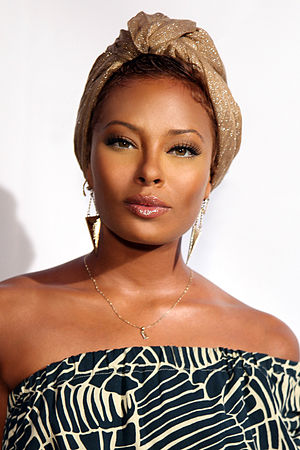 Eva Marcille - Marcille in Los Angeles, 2012