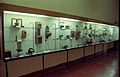 Evolution of Telephones - Communication Gallery - BITM - Calcutta 2000 222.JPG