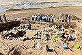 Excavations, Sept. 26, 2019. Qalat-i Dinka, Peshder Plane Project, Sulaymaniyah Governorate, Iraqi Kurdistan.jpg
